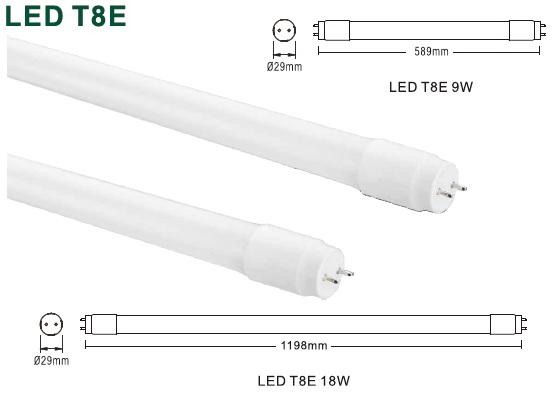 LED T8E-cat