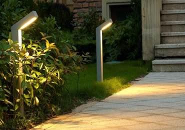 Đèn LED ngoài trời